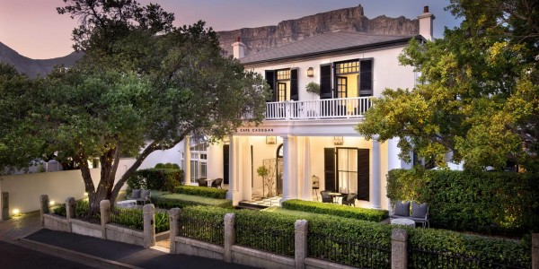 South Africa - Cape Town - Cape Cadogan Boutique Hotel - Street View