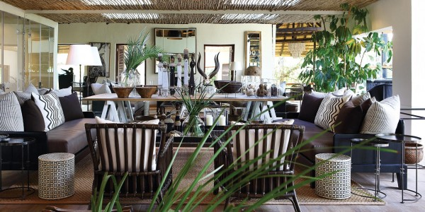 South Africa - Kruger National Park & Private Game Reserves - Londolozi Tree Camp - Main Area