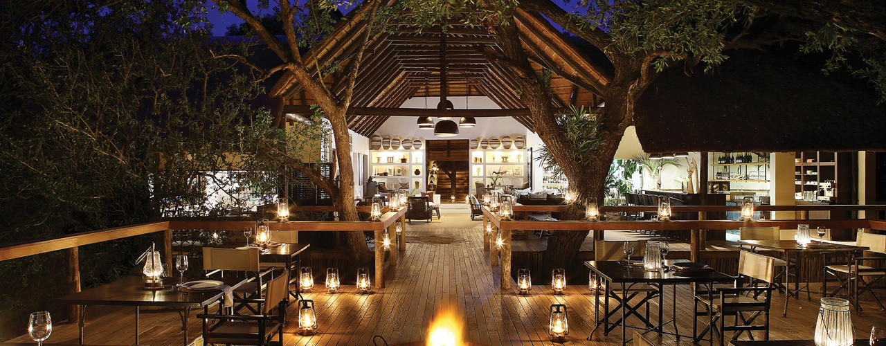 South Africa - Kruger National Park & Private Game Reserves - Londolozi Tree Camp - Outside