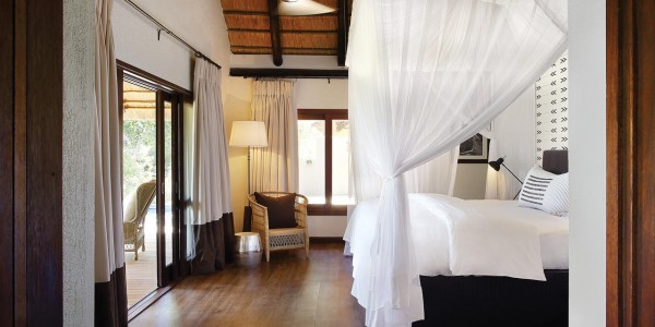 South Africa - Kruger National Park & Private Game Reserves - Londolozi Tree Camp - Room