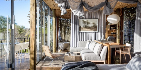 South Africa - Kruger National Park & Private Game Reserves - Singita Lebombo Lodge - Room 2