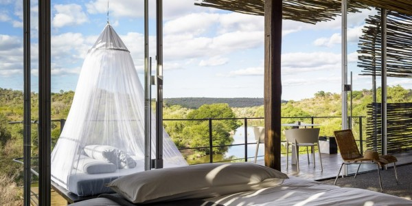 South Africa - Kruger National Park & Private Game Reserves - Singita Lebombo Lodge - Room