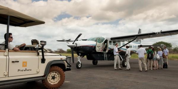 South Africa - Madikwe Game Reserve - Morukuru Family - Arrival