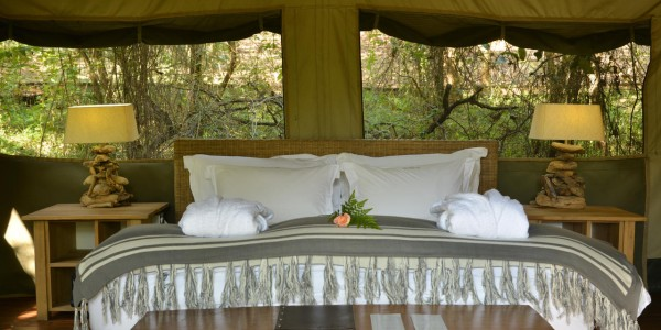 South Africa - Mpumalanga - Summerfields Rose Retreat & Spa - Bedroom
