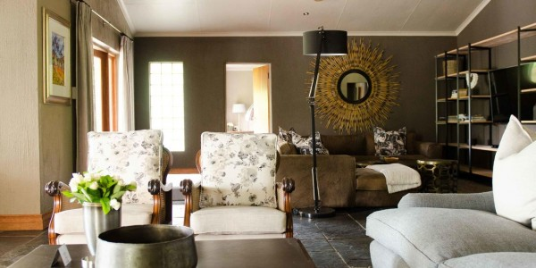 South Africa - Mpumalanga - Summerfields Rose Retreat & Spa - Farm House