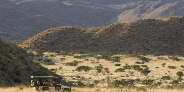 South Africa - The Kalahari - TSWALU The Motse - Vehicle