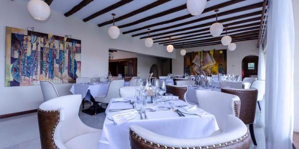 Uganda - Entebbe, Jinja & Kampala - Hotel No.5 - Dining