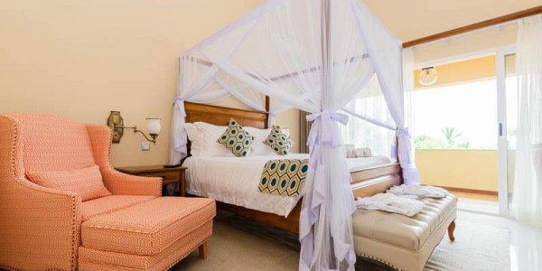 Uganda - Entebbe, Jinja & Kampala - Hotel No.5 - Room