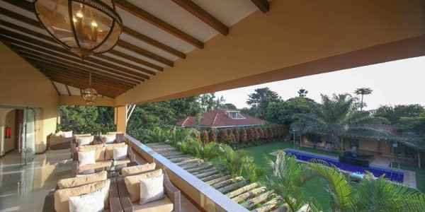 Uganda - Entebbe, Jinja & Kampala - Hotel No.5 - View