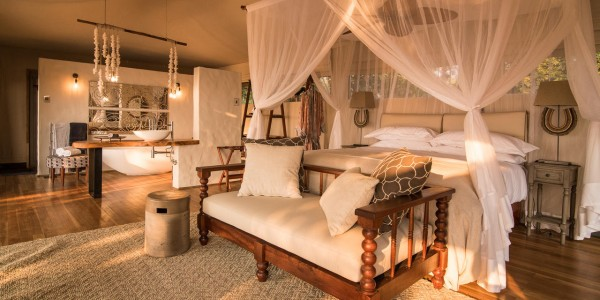 Zimbabwe - Mana Pools National Park - Chikwenya - Room 2