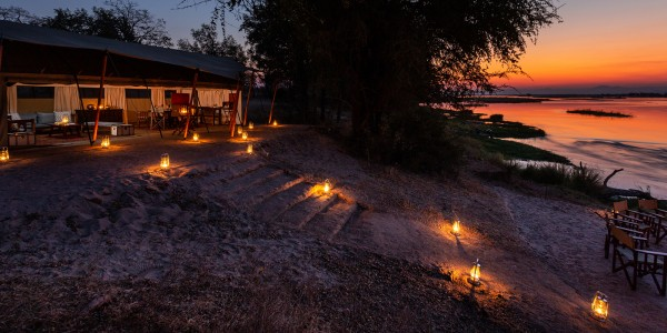 Zimbabwe - Mana Pools National Park - Greater Mana Expedition - Camp