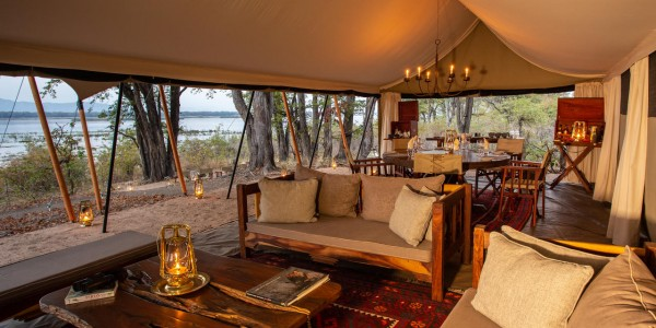 Zimbabwe - Mana Pools National Park - Greater Mana Expedition - Common Area