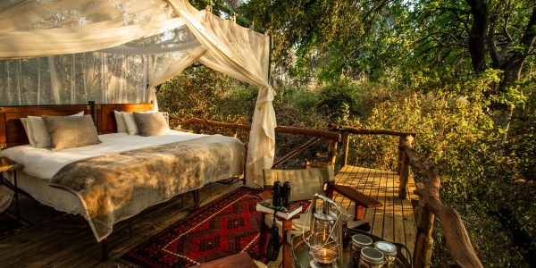 Zimbabwe - Mana Pools National Park - Greater Mana Expedition - Star Beds
