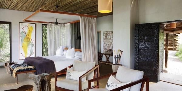 Zimbabwe - Victoria Falls - Matetsi River Lodge - Suite