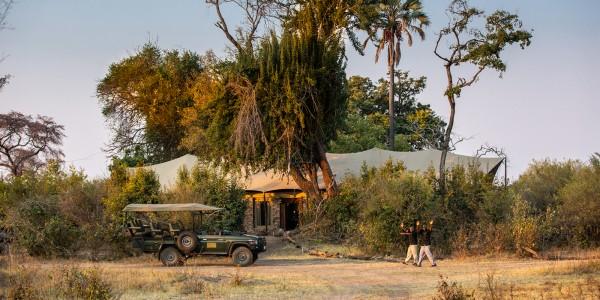 Zimbabwe - Victoria Falls - Mpala Jena Camp - Outside