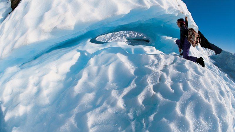 Fox Glacier credit Legend Photography