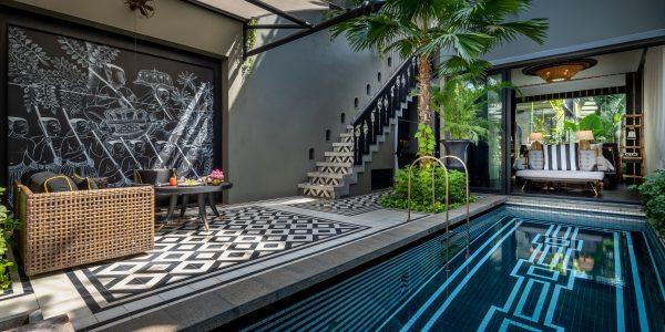 Bensley Collection Pool Villa