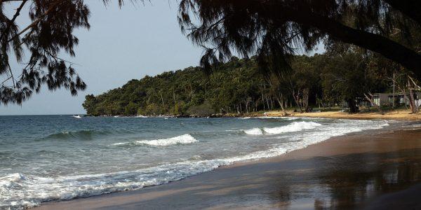 Alila Villas Koh Russey - Destination - Beach looking towards 4 Bedroom Villa