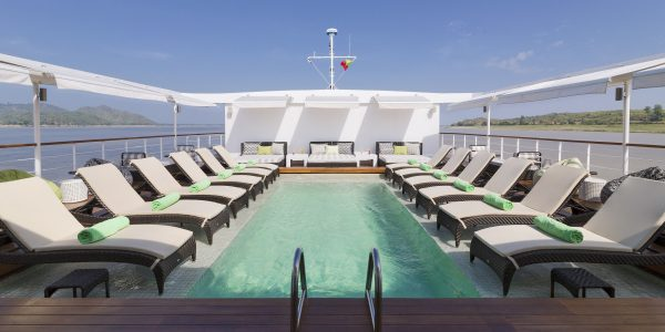 The Strand Cruise_Sun Deck Pool