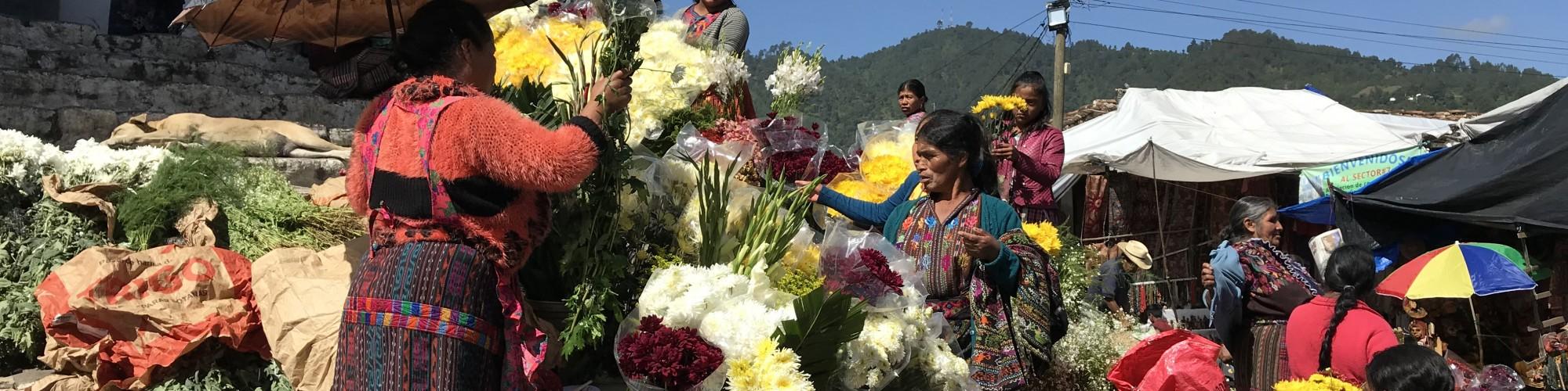 Chichi market, Guatemala
