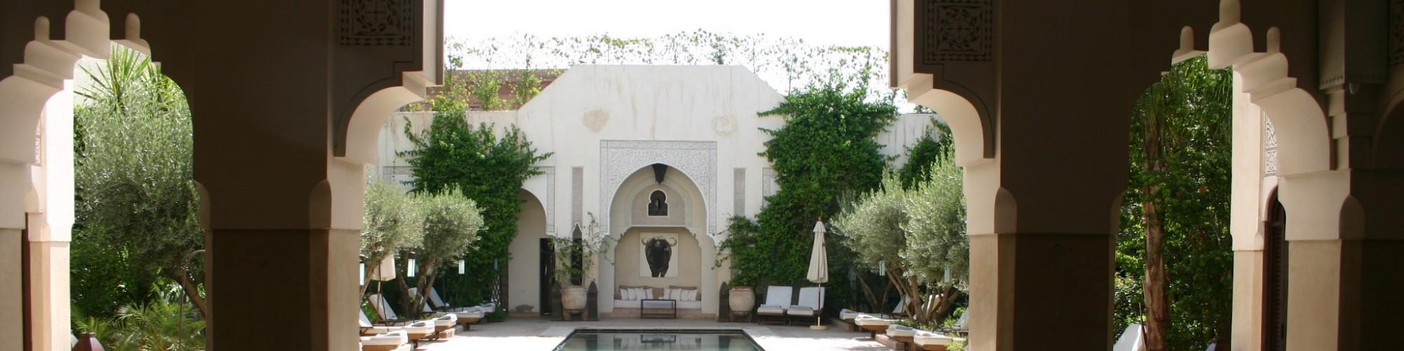 Villa Des Orangers, Marrakech