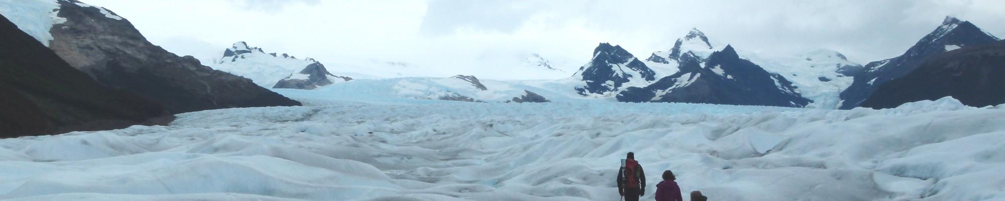 Perito Moreno ice-walk
