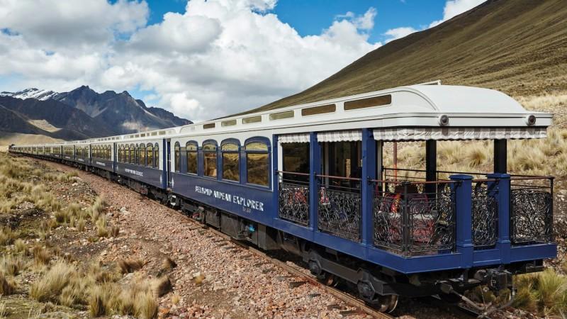 Andean Explorer train