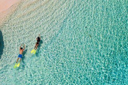 Huvafenfushi, Maldives