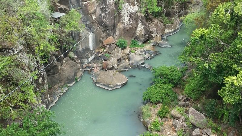 Costa Rica - Rio Perdido River