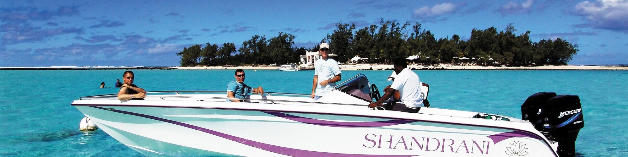 Shandrani, Mauritius