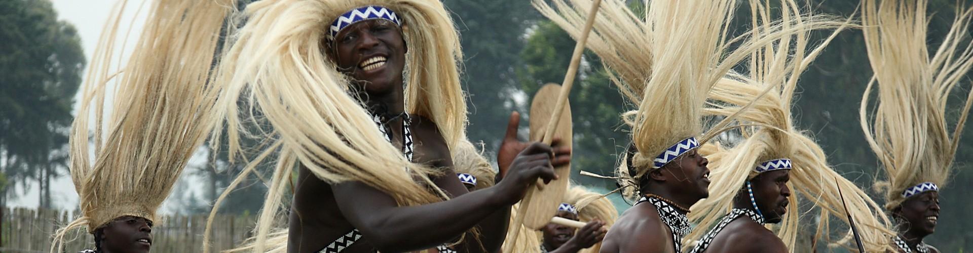 Virunga dancers 1