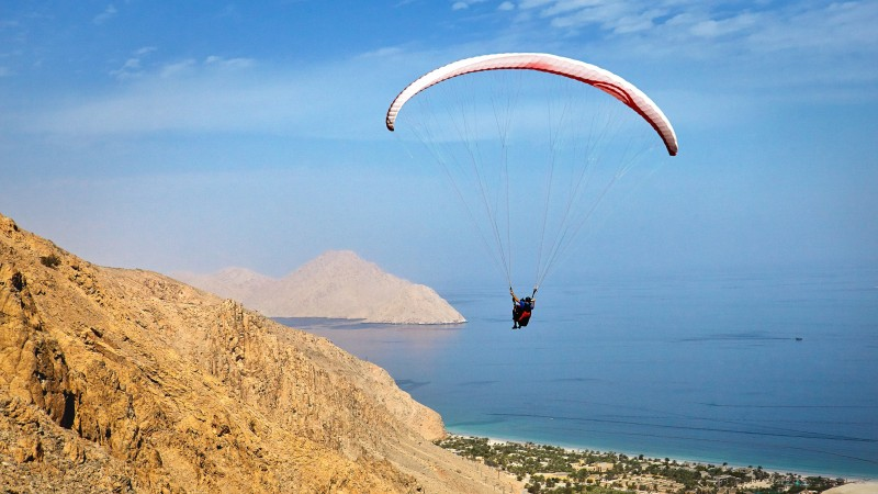 Zighy Bay, Oman