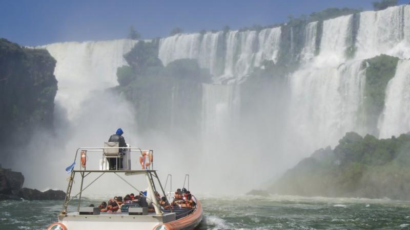 Adventurous Iguazu Falls