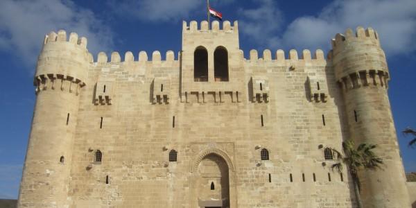 Egypt - Alexandria - Citadel of Qaitbay