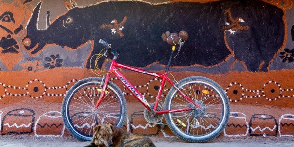 Zimbabwe - Matobo Hills National Park - Bicycle Ride