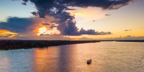 Zimbabwe - Victoria Falls - Sunset Cruise