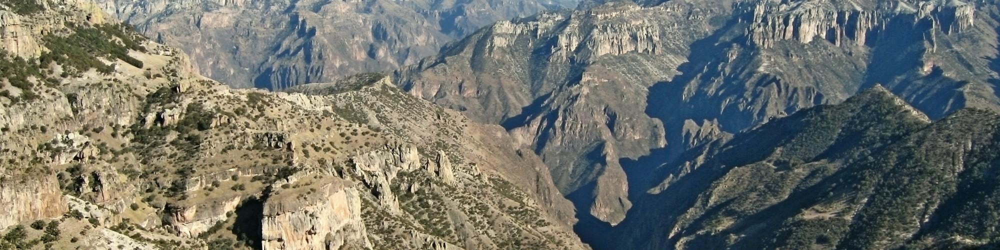Mexico - Copper Canyon