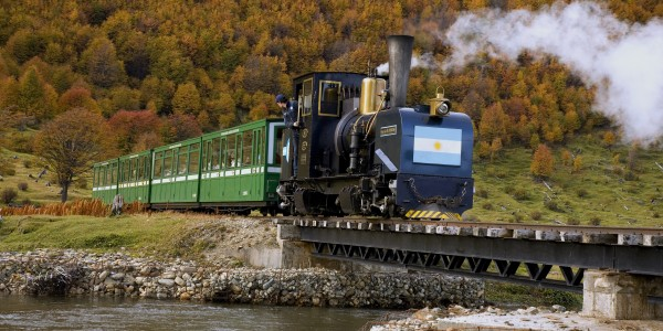 The 'End of the World' train