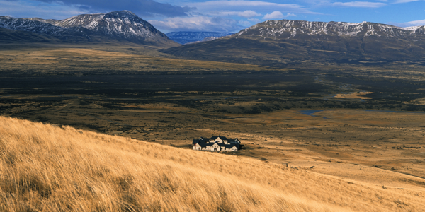 AR - Calafate - Eolo - Hotel overview