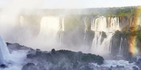AR - Iguazu Falls - Das Cataratas - Falls
