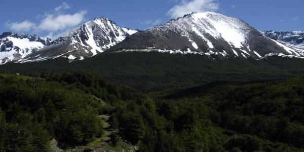 AR - Ushuaia - Las Hayas - Mountains