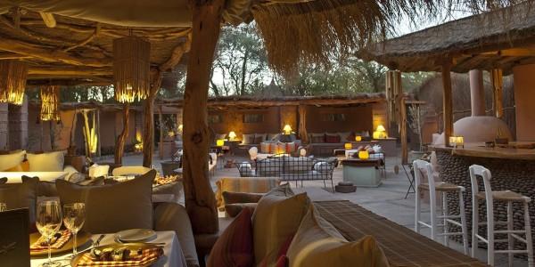 Chile - Atacama Desert - Awasi Atacama - Restaurant