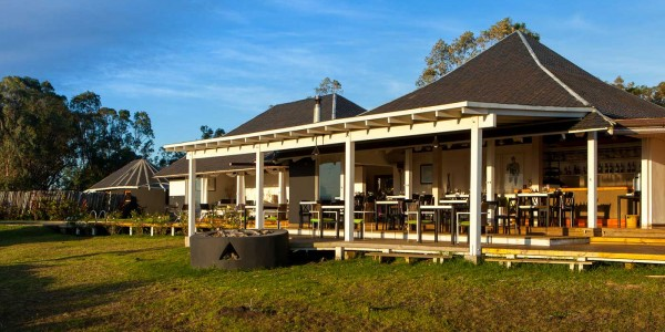Chile - Easter Island - Altiplanico Hotel - Overview