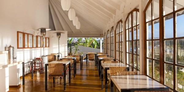 Chile - Easter Island - Altiplanico Hotel - Restaurant