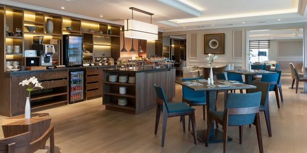 Chile - Santiago - Ritz Carlton - Bar