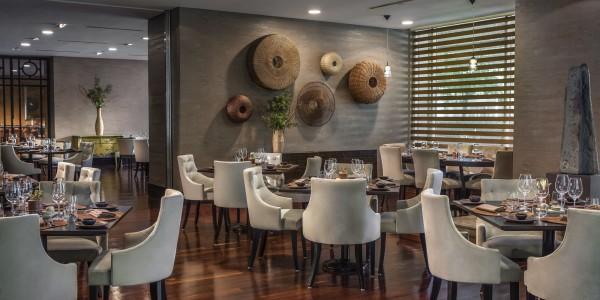 Chile - Santiago - Ritz Carlton - Restaurant