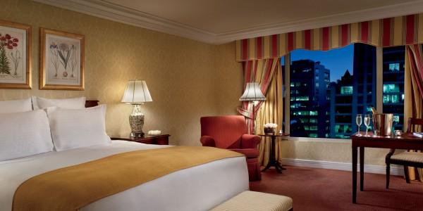 Chile - Santiago - Ritz Carlton - Room
