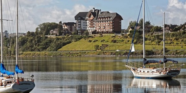 Chile - Santiago - The Lake District - Hotel Cumbres - Overview