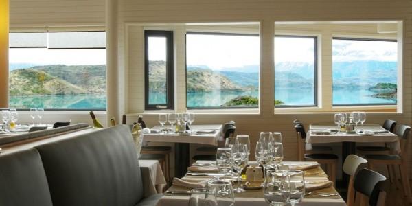 Chile - Santiago -Torres del Paine & Patagonia - Explora Patagonia - Restaurant
