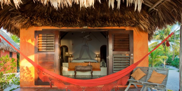 Belize - Ambergis and Caulker Cayes - Mata Chica - Room